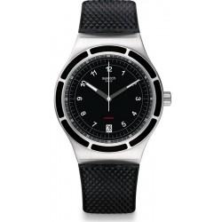 Kaufen Sie Swatch Herrenuhr Irony Sistem51 Sistem Dark YIS413 Automatik