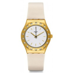 Swatch Damenuhr Irony Medium Linusa YLG137