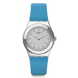 Kaufen Sie Swatch Damenuhr Irony Medium Brisebleue YLS203