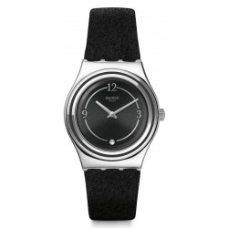 Swatch Damenuhr Irony Medium Madame Night YLS214