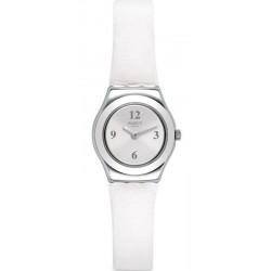 Kaufen Sie Swatch Damenuhr Irony Lady Silver Keeper YSS296