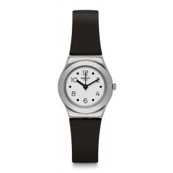 Kaufen Sie Swatch Damenuhr Irony Lady Soblack YSS315