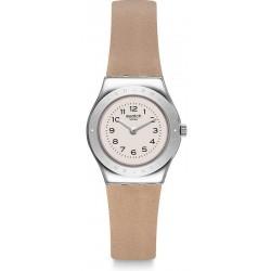 Kaufen Sie Swatch Damenuhr Irony Lady Taupinou YSS321