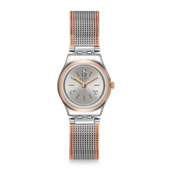 Swatch Damenuhr Irony Lady Full Silver Jacket YSS327M