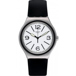 Swatch Herrenuhr Irony Big Classic Noir Du Soir YWS424