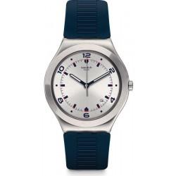 Swatch Unisexuhr Irony Big Classic Brut De Bleu YWS431