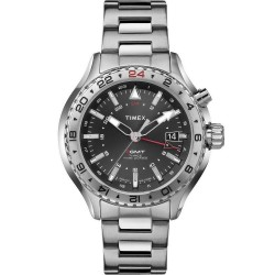 Kaufen Sie Timex Herrenuhr Intelligent Quartz GMT T2P424