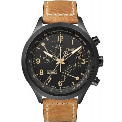Kaufen Sie Timex Herrenuhr Intelligent Quartz Fly-Back Chronograph T2N700