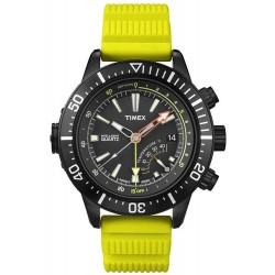 Kaufen Sie Timex Herrenuhr Intelligent Quartz T2N958 Tiefenmesser