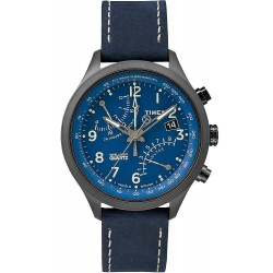 Kaufen Sie Timex Herrenuhr Intelligent Quartz T Series Fly Back Chronograph T2P380
