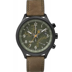 Kaufen Sie Timex Herrenuhr Intelligent Quartz Fly-Back Chronograph T2P381
