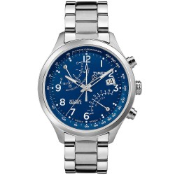 Kaufen Sie Timex Herrenuhr Intelligent Quartz T Series Fly Back Chronograph TW2P60600