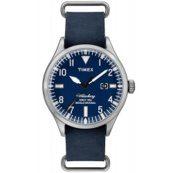 Kaufen Sie Timex Herrenuhr The Waterbury Date Quartz TW2P64500