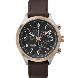 Kaufen Sie Timex Herrenuhr Intelligent Quartz T Series Fly Back Chronograph TW2P73400