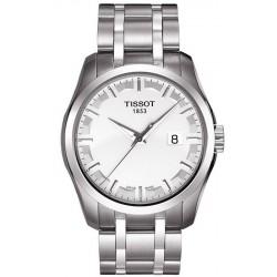 Tissot Herrenuhr T-Classic Couturier Quartz T0354101103100
