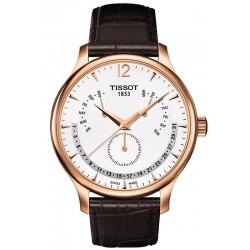 Tissot Herrenuhr Tradition Perpetual Calendar T0636373603700