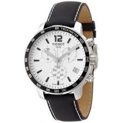 Tissot Herrenuhr T-Sport Quickster Chronograph T0954171603700