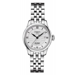 Tissot Damenuhr Le Locle Automatic Double Happiness T41118335